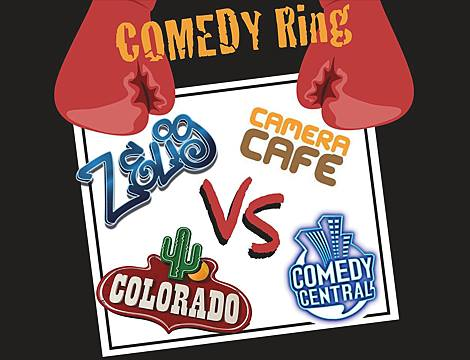 Comedy Ring - Festa dell'Uva 2018